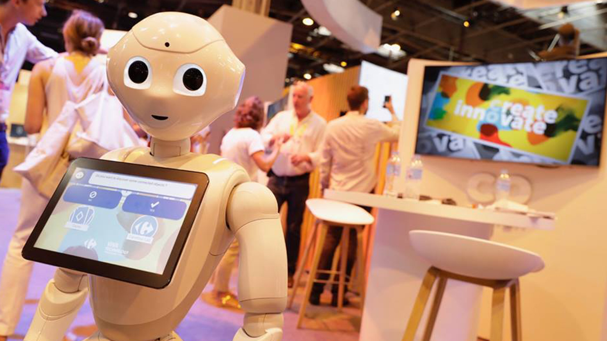 news vivatech pepper carrefour