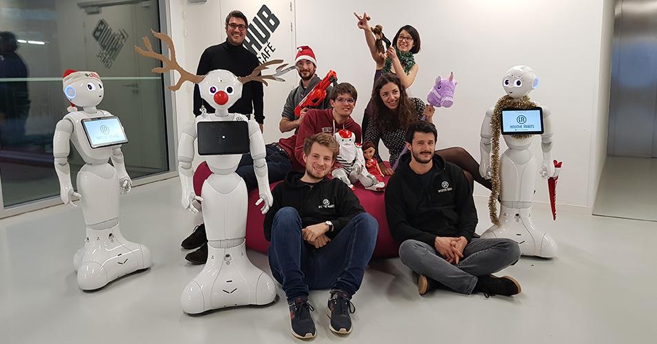 Team Intuitive Robots