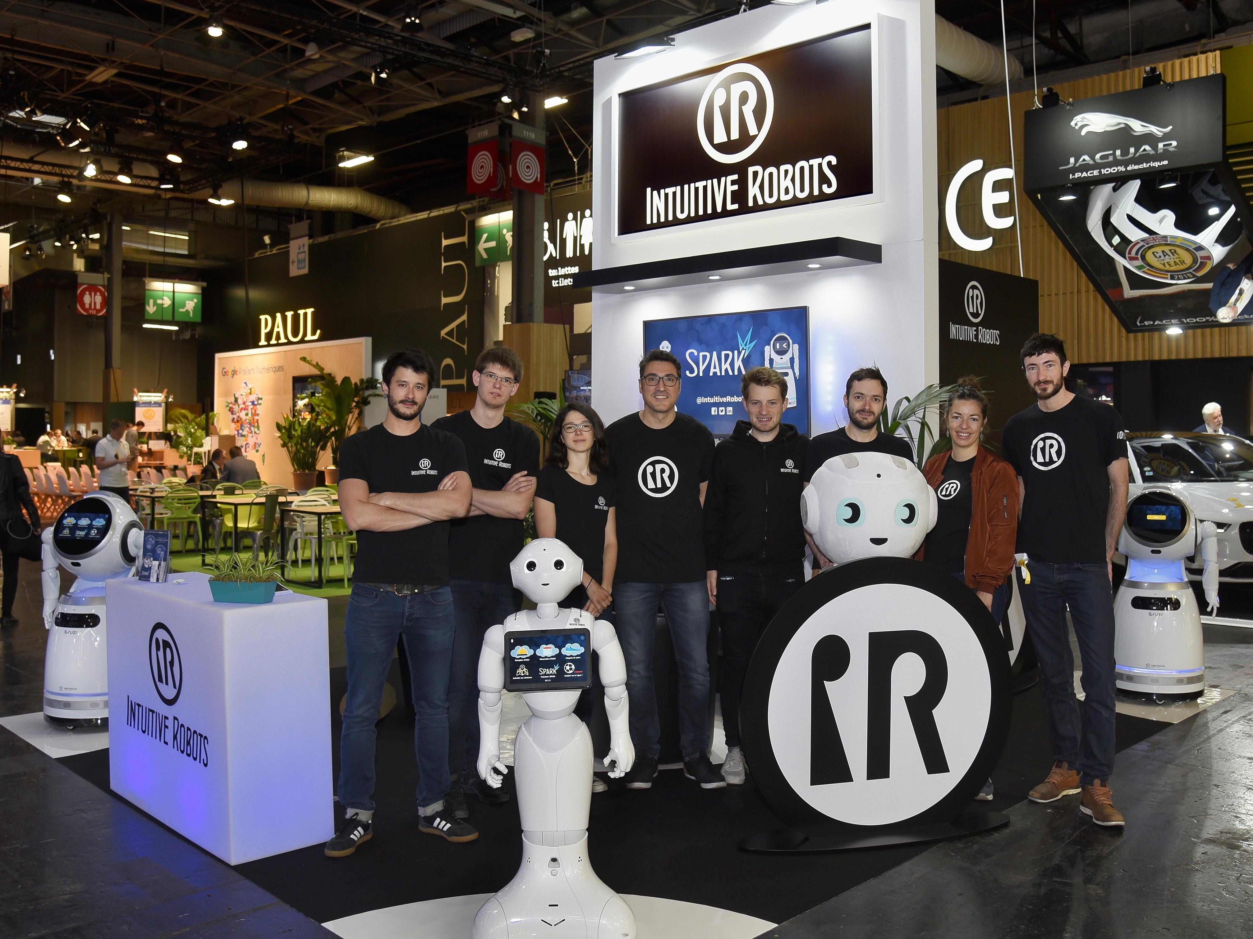 intuitive robots vivatech