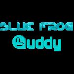 blue frog buddy
