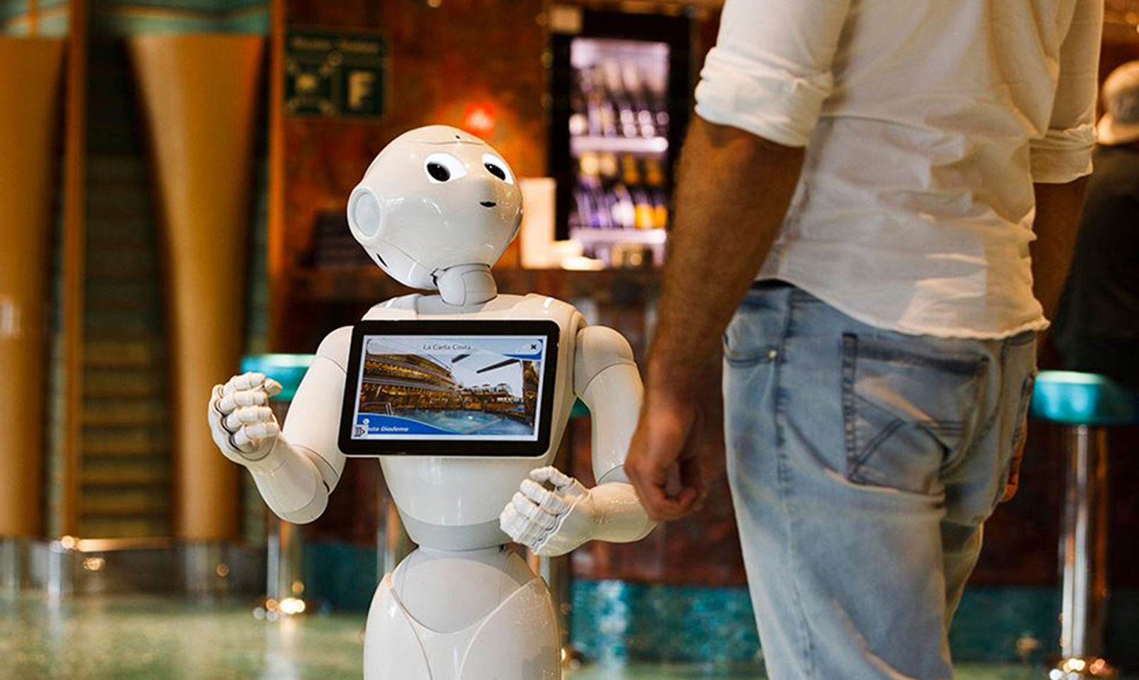 pepper intuitive robots home