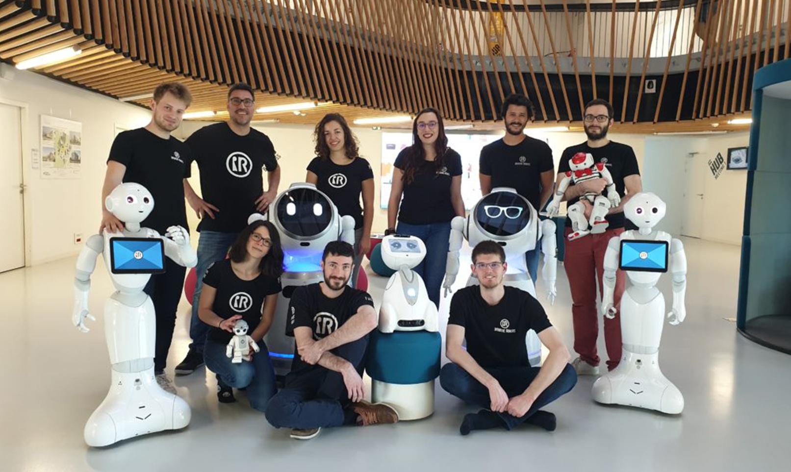 intuitive robots team home