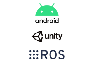 ros android unity operating system services