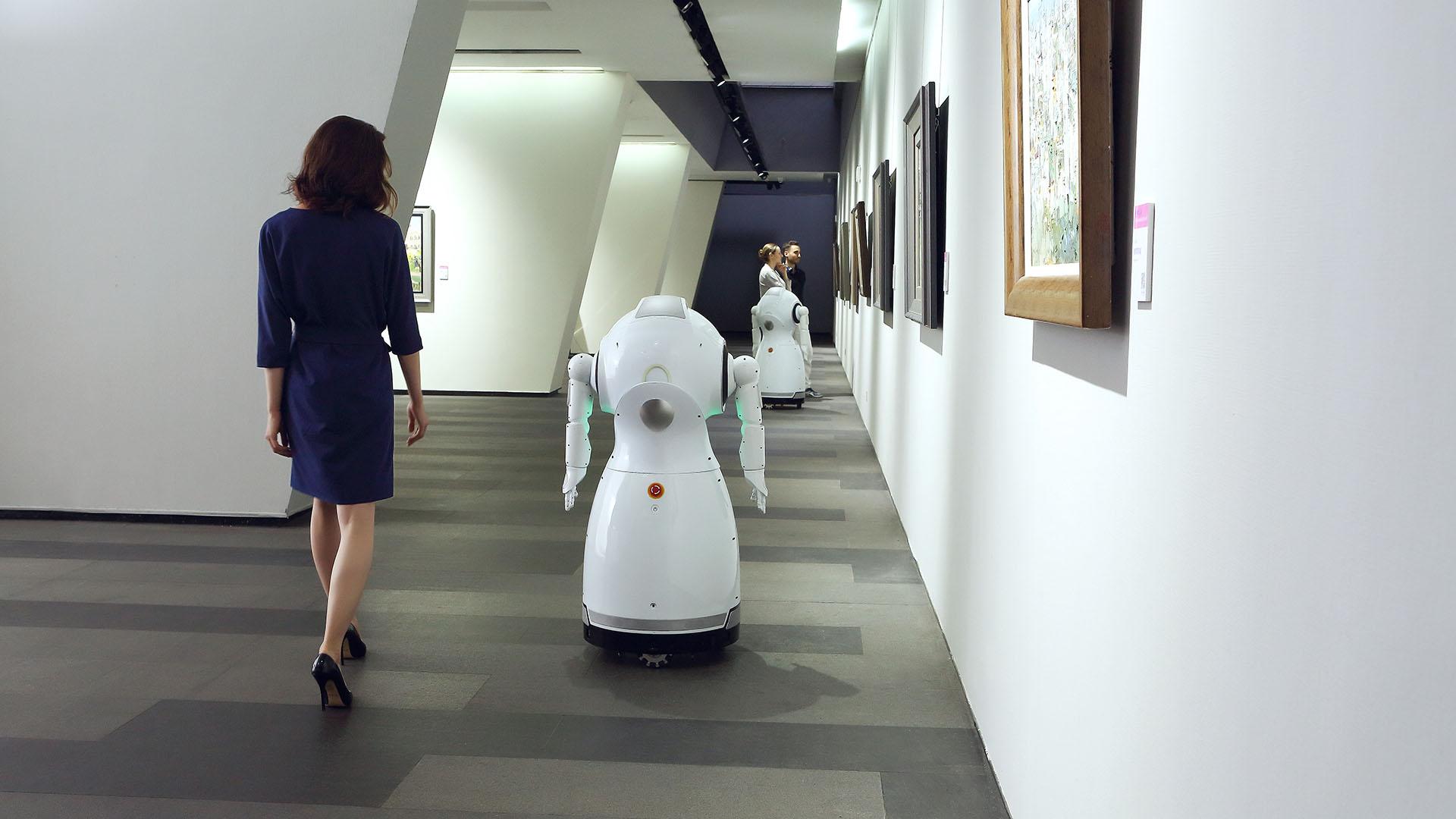 cruzr robot navigation
