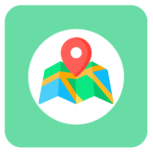 nearby places icon