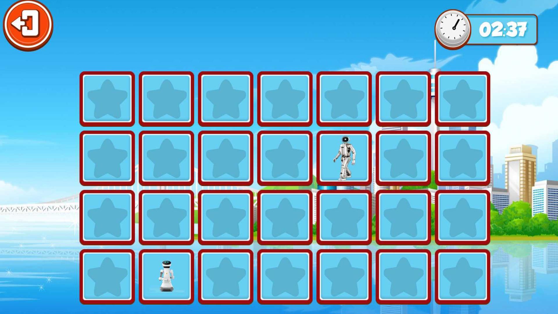 memory game 5