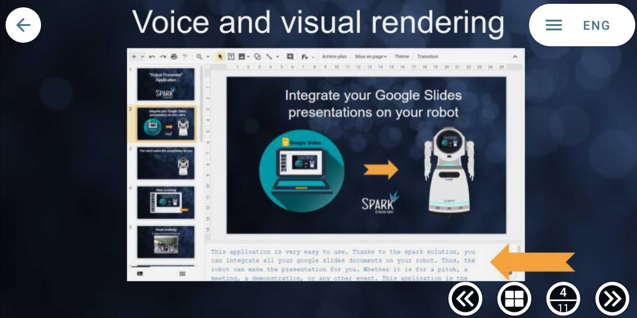 robot presenter 6