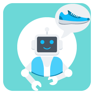 app catalog for robots smart retail demo