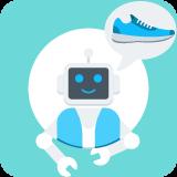 app catalog for robots retail demo