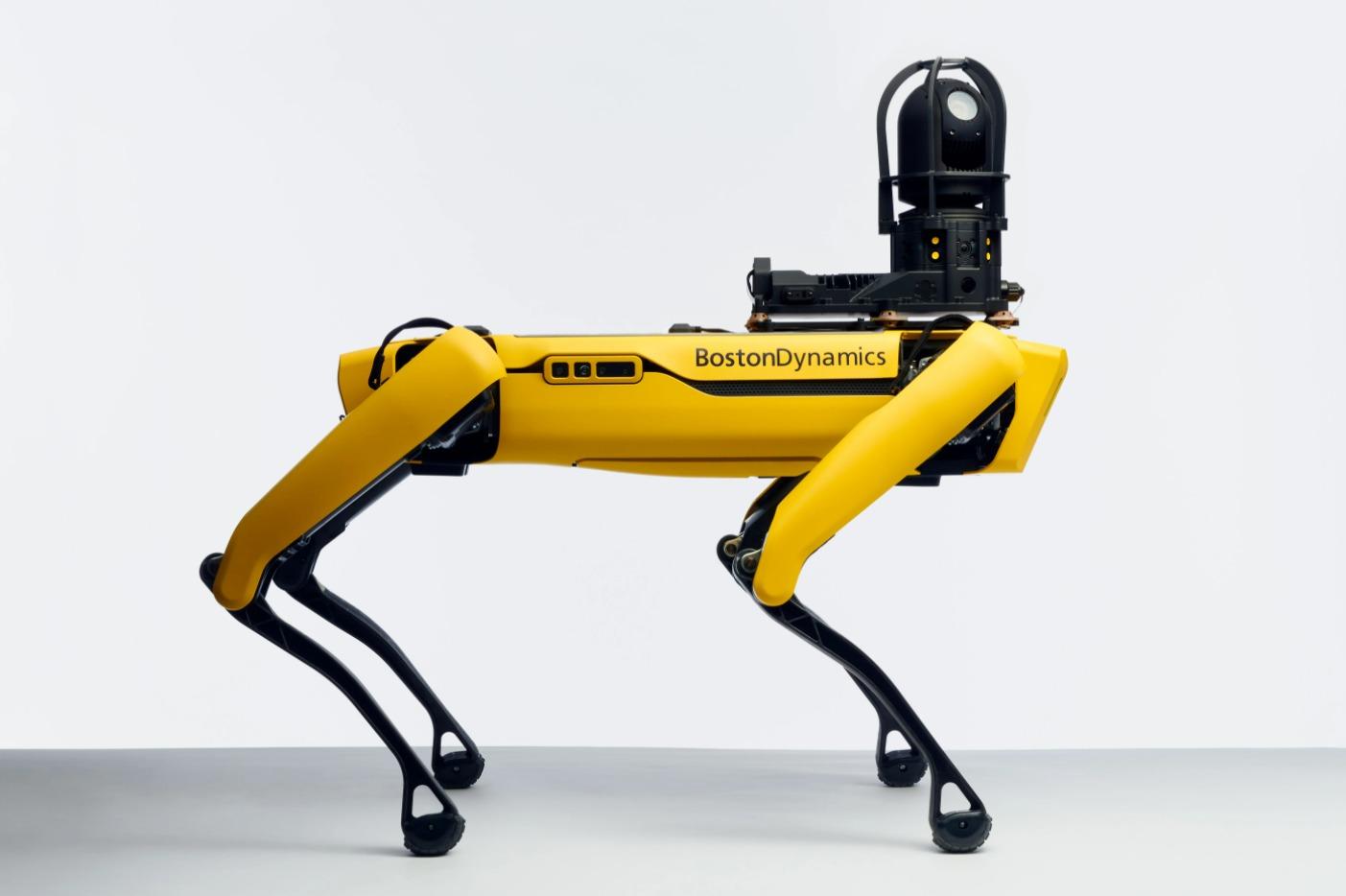 robot spot payload spot cam +