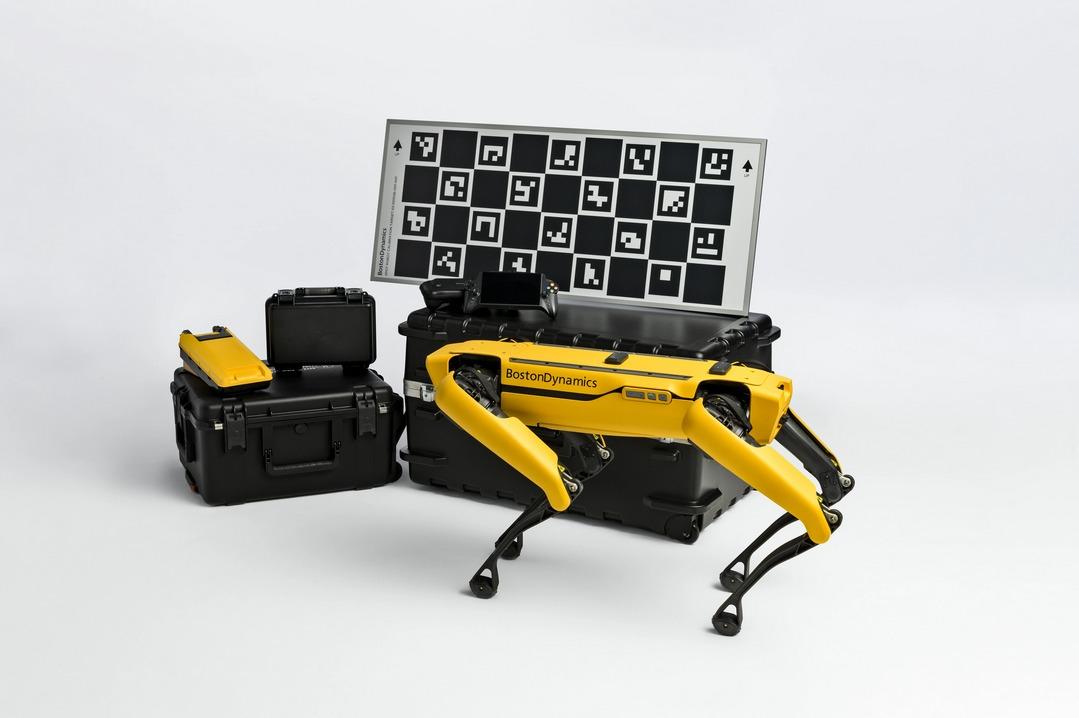 package robot spot explorer