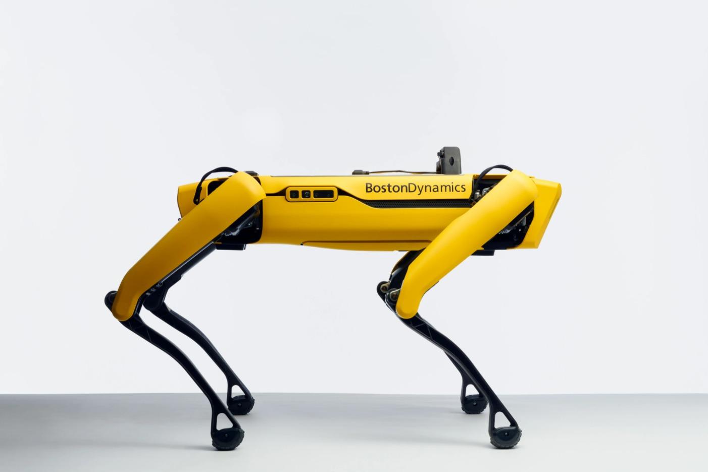 spot robot gxp ports