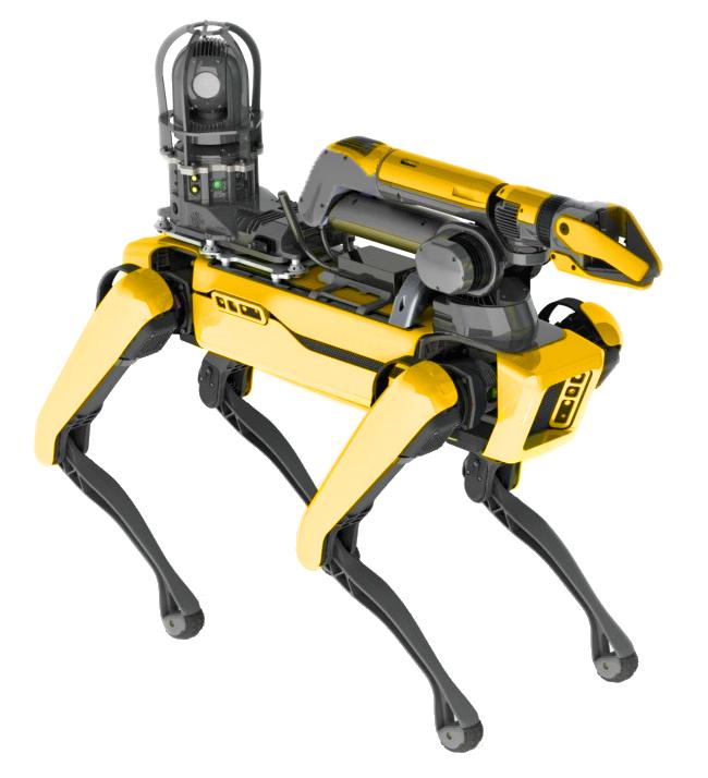 spot robot payloads