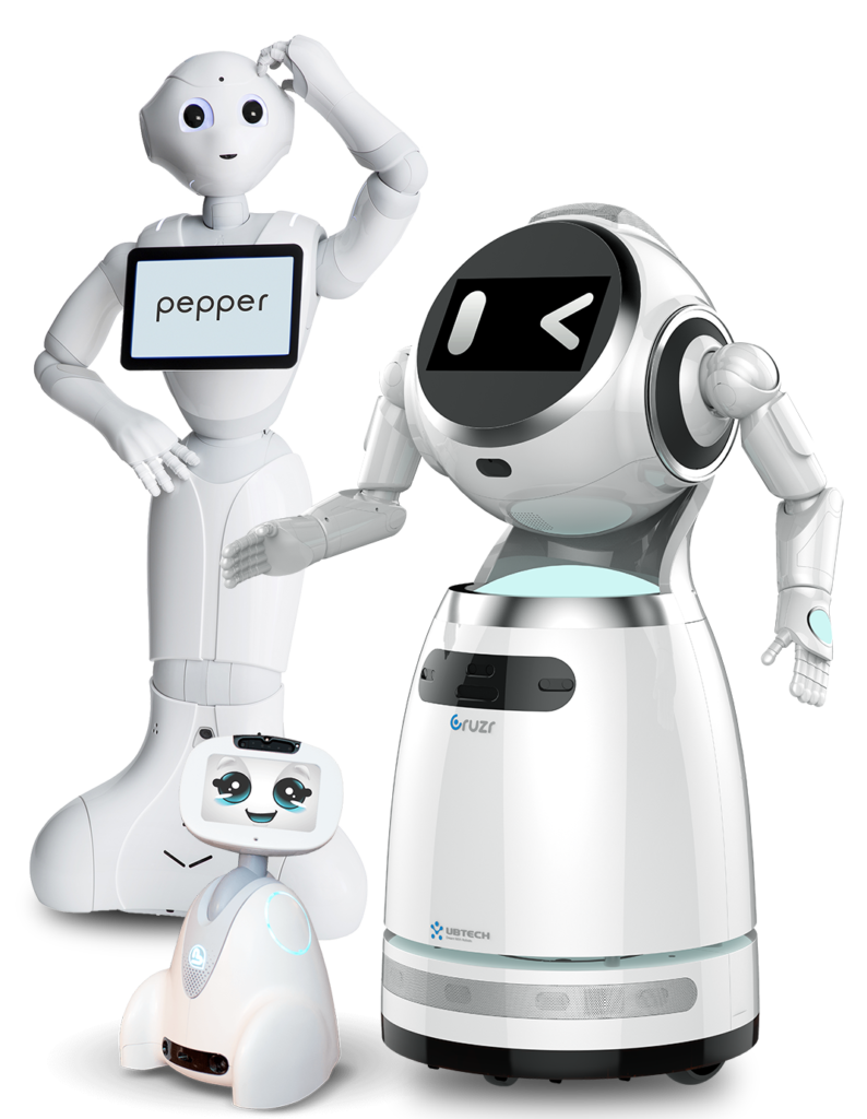 Robot humanoïdes