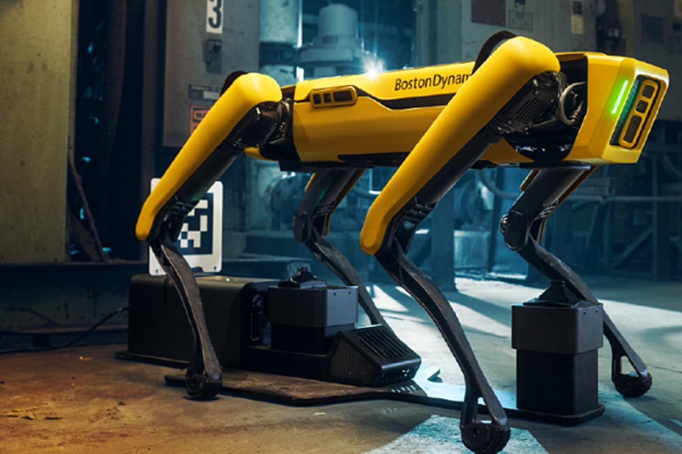 robot spot enterprise