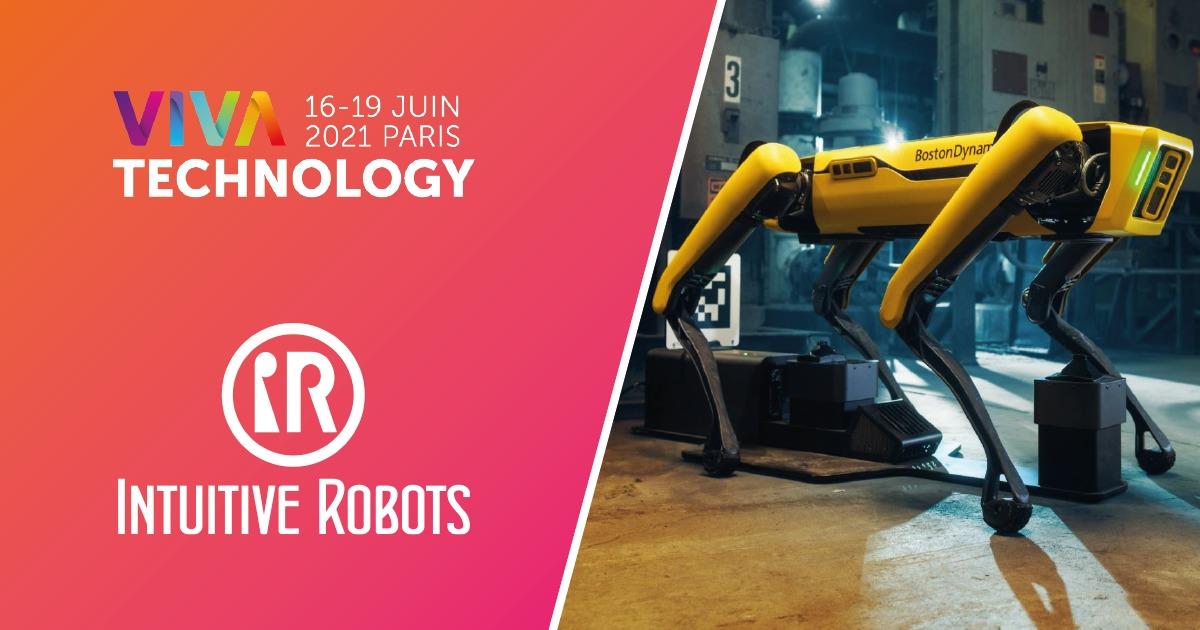 robot spot vivatech 2021