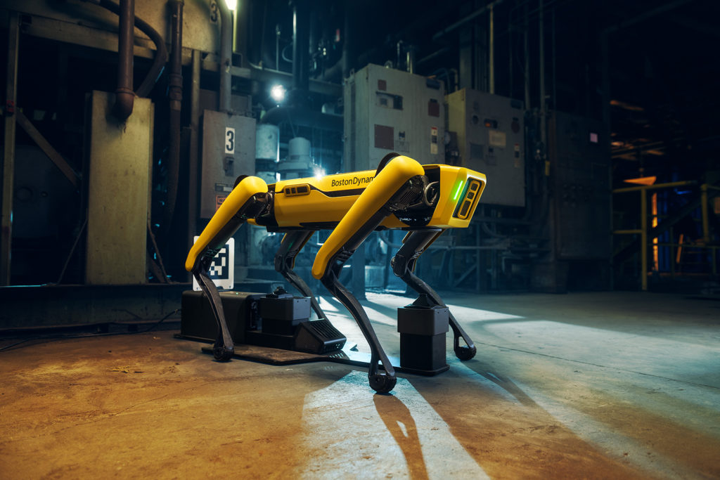 spot robot enterprise