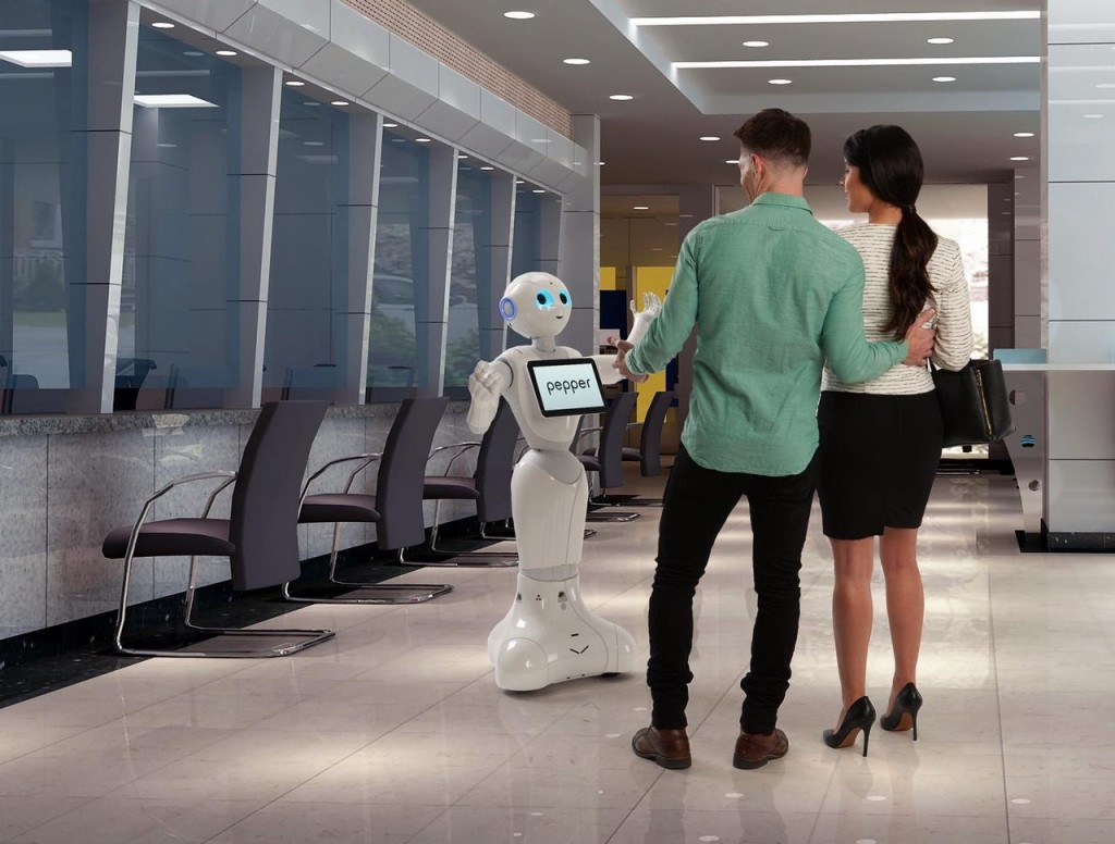 purchase pepper robot